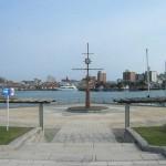 緑の島・時計塔広場
